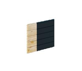 Hensotherm 2 KS Indoor Black Anthracite System